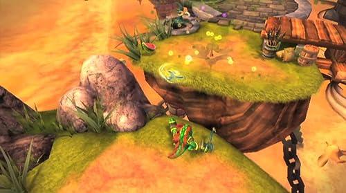 Skylanders Spyro's Adventure: Dino Rang