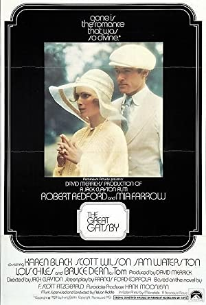 The Great Gatsby Poster Image
