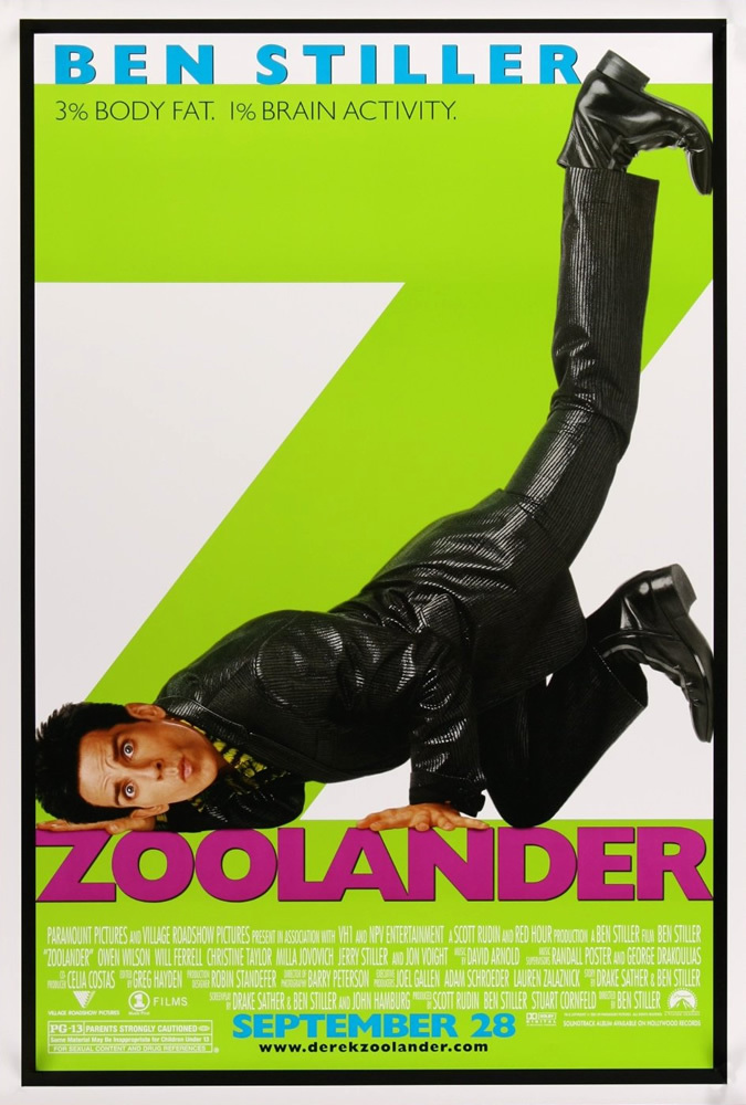 Zoolander (2001) - IMDb
