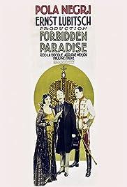 Forbidden Paradise Poster