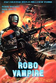 Robo Vampire Poster