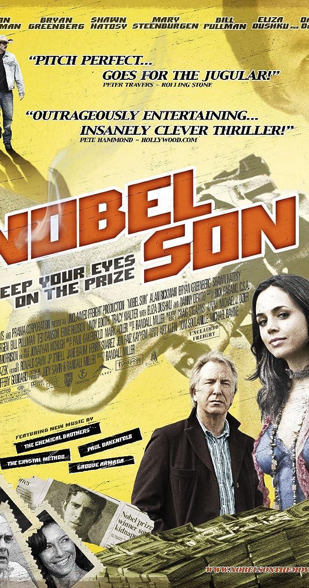 Subtitle of Nobel Son