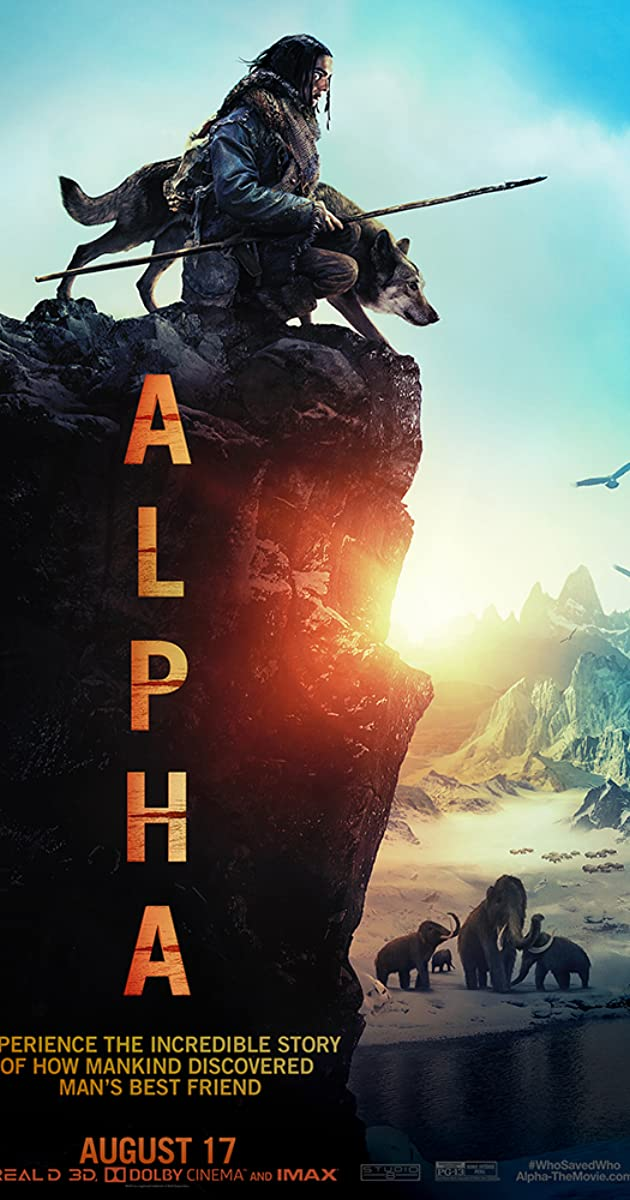 Play or Watch Movies for free Alpha (2018)