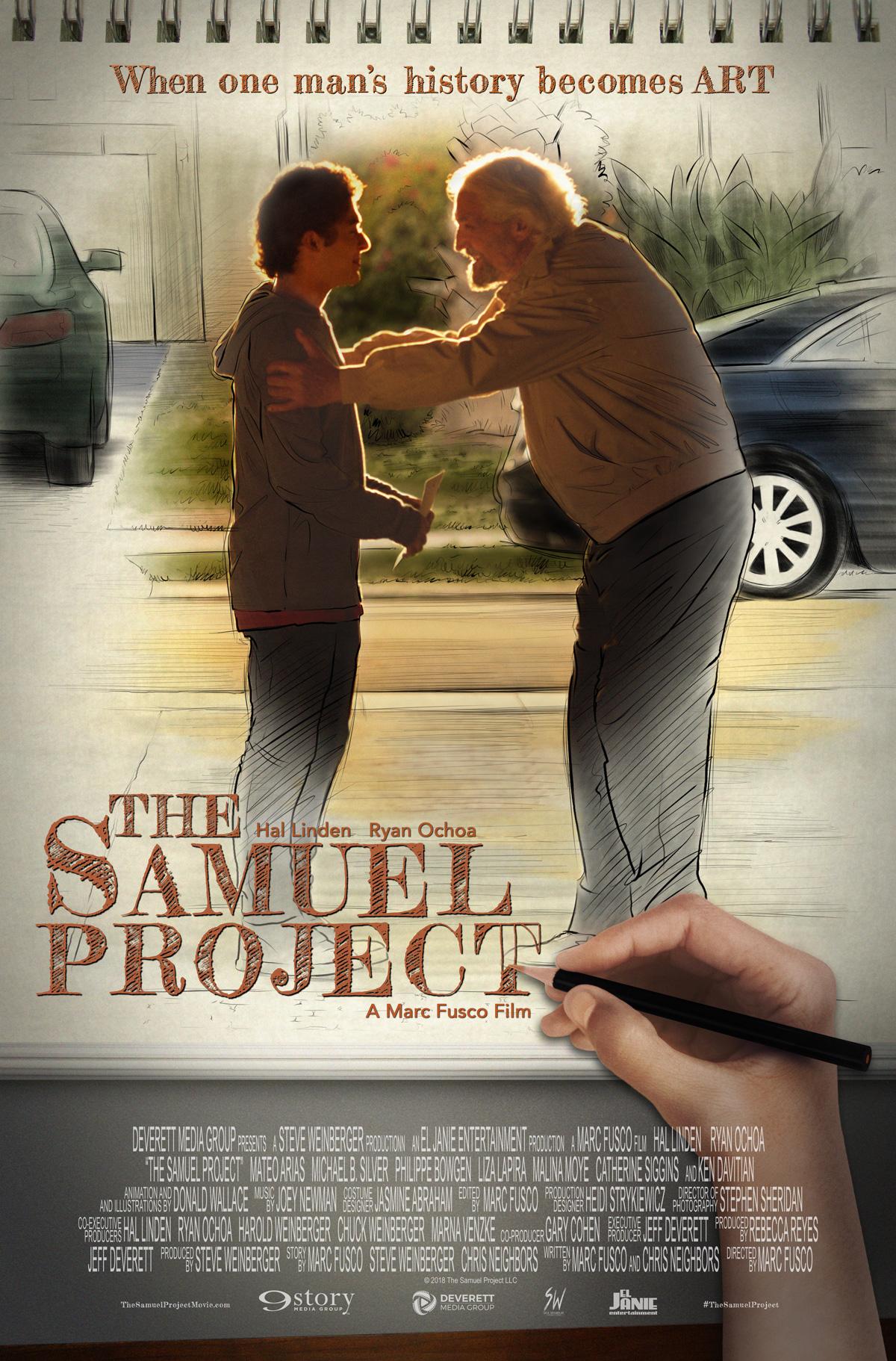 Marc Fusco's Movie: The Samuel Project (2018) Full-HD Online
