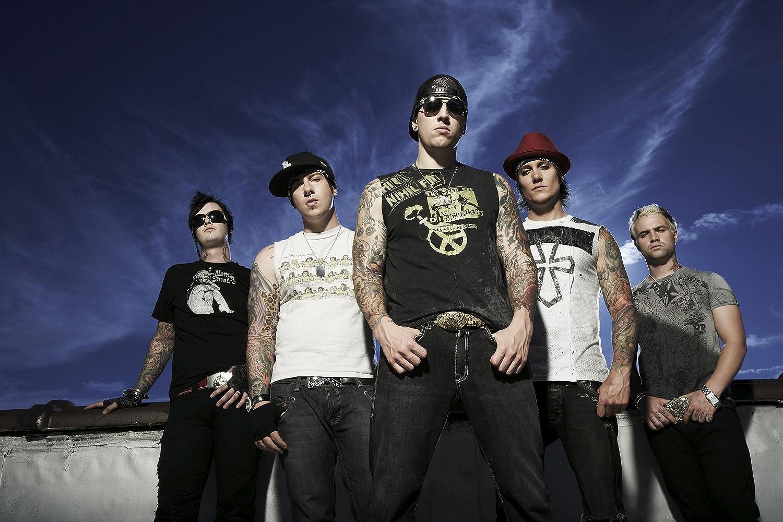 Avenged Sevenfold與Metalcore