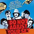 Eric Idle, Terry Jones, Michael Palin, Denise Coffey, and David Jason in Do Not Adjust Your Set (1967)