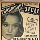 Elisabeth Bergner in Stolen Life (1939)