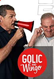 Golic and Wingo Poster