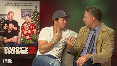 Mark Wahlberg and Will Ferrell's IMDb Q&A