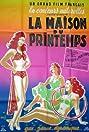 La maison du printemps (1950) Poster