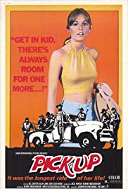 Pick-up (1975) Poster - Movie Forum, Cast, Reviews