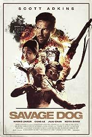Scott Adkins, Keith David, Vladimir Kulich, Marko Zaror, Cung Le, and JuJu Chan Szeto in Savage Dog (2017)
