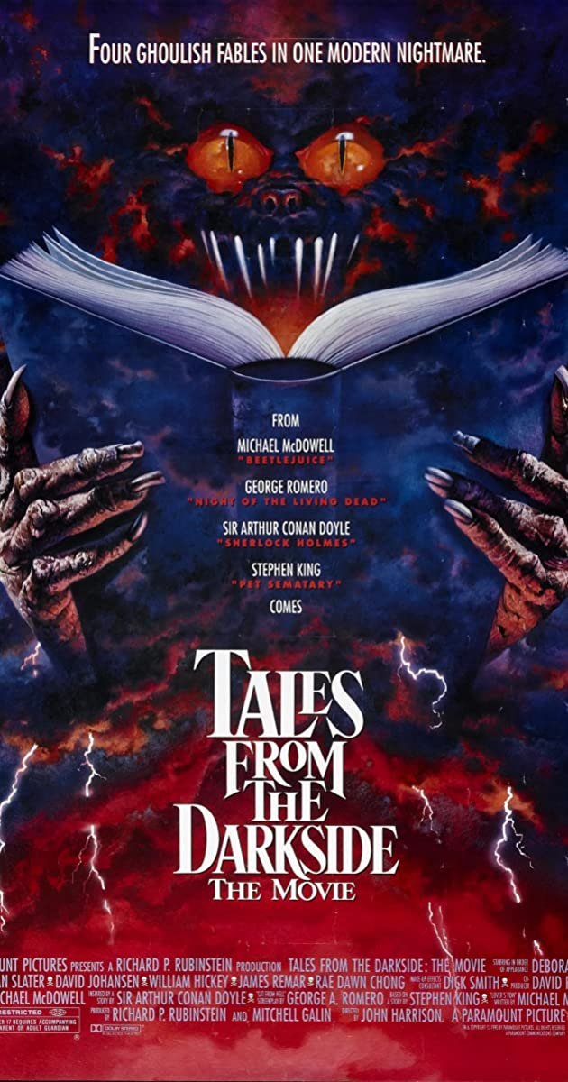 Watch Full HD Movie Tales from the Darkside: The Movie (1990)