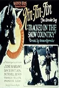 David Butler, June Marlowe, and Rin Tin Tin in Tracked in the Snow Country (1925)