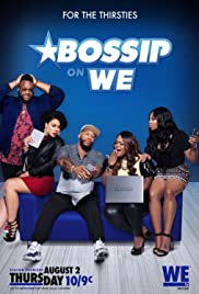 Bossip on WEtv Poster