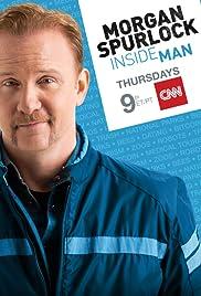 Morgan Spurlock Inside Man Poster