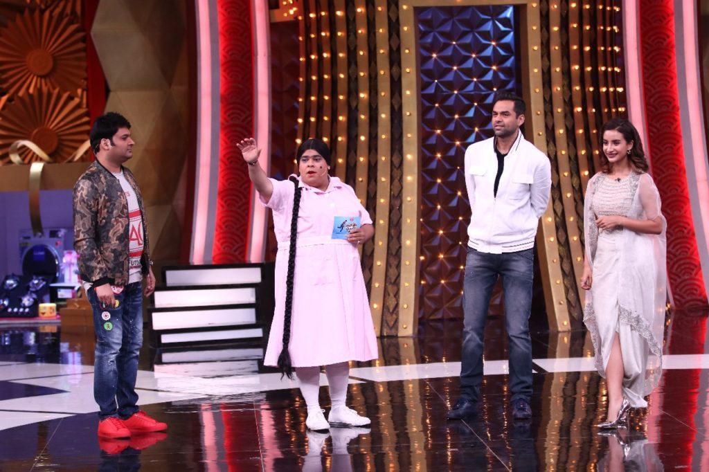 Family Time with Kapil Sharma (2018-)