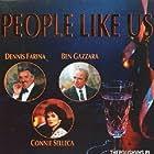 Dennis Farina, Ben Gazzara, and Connie Sellecca in People Like Us (1990)