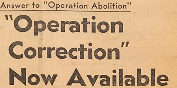 Operation Correction none