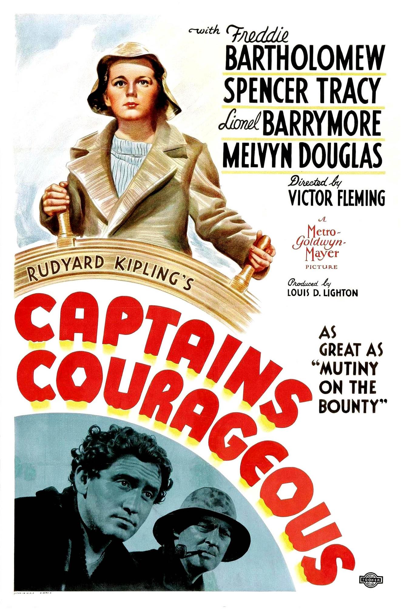 Captains Courageous (1937) - IMDb