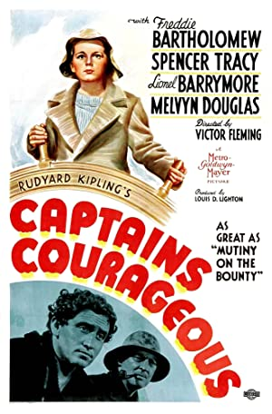 Captains Courageous Poster Image