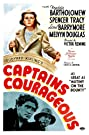 Captains Courageous (1937) Poster