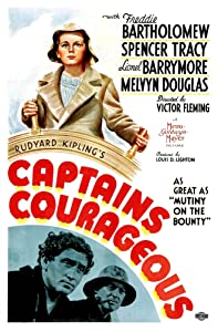 Watch free movie for iphone Captains Courageous by John Cromwell [iTunes]