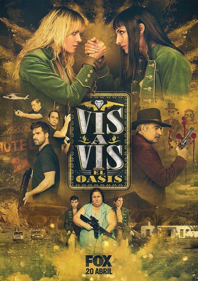 Vis A Vis El Oasis Tv Series 2020 Imdb