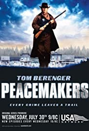 Peacemakers Poster - TV Show Forum, Cast, Reviews