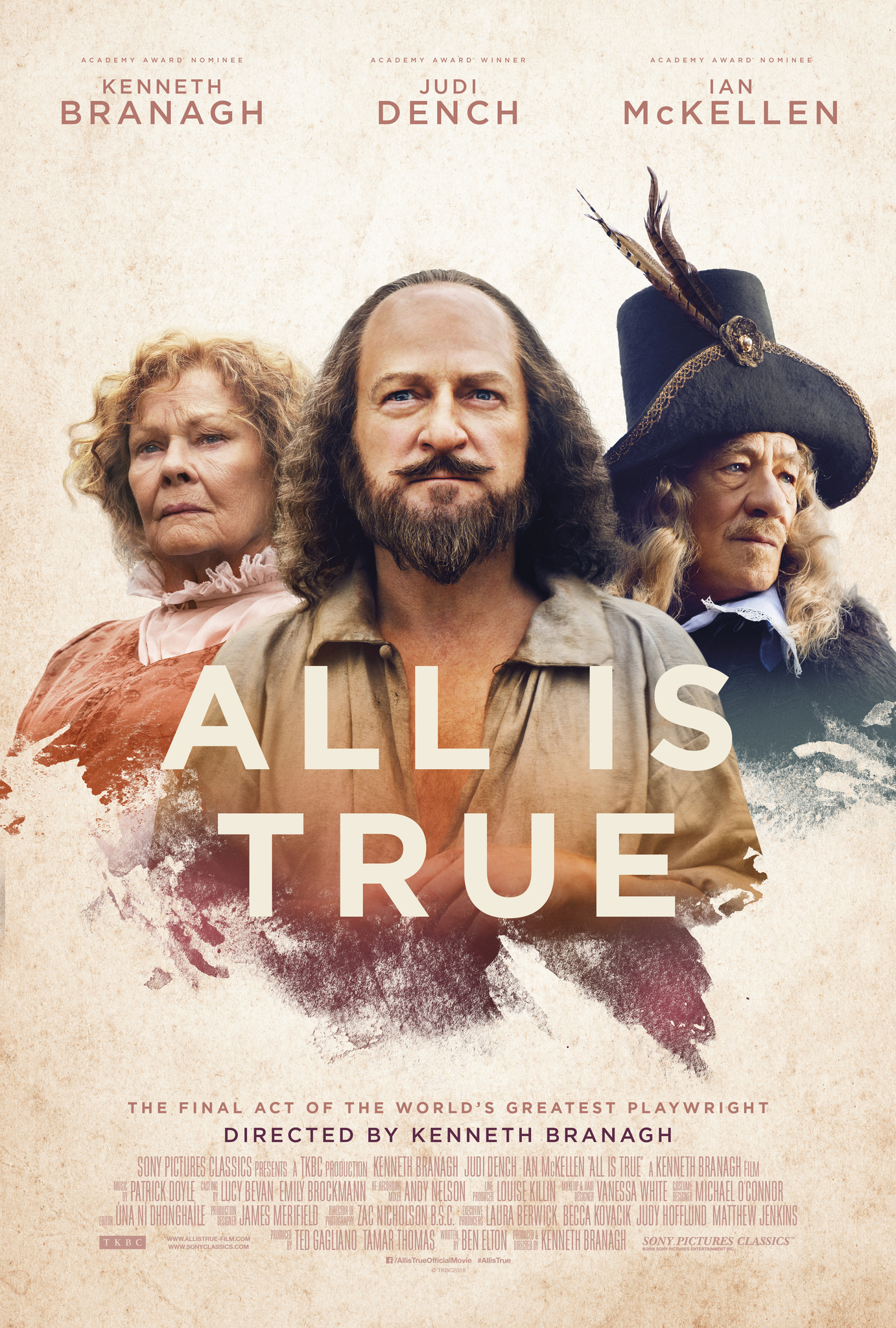 Tikroji tiesa (2018) / All Is True (2018)
