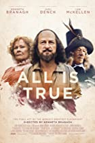 All Is True (2018) Poster