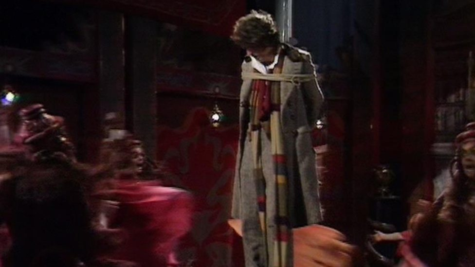 Morbius Dr Who >> The Brain Of Morbius Part Two 1976