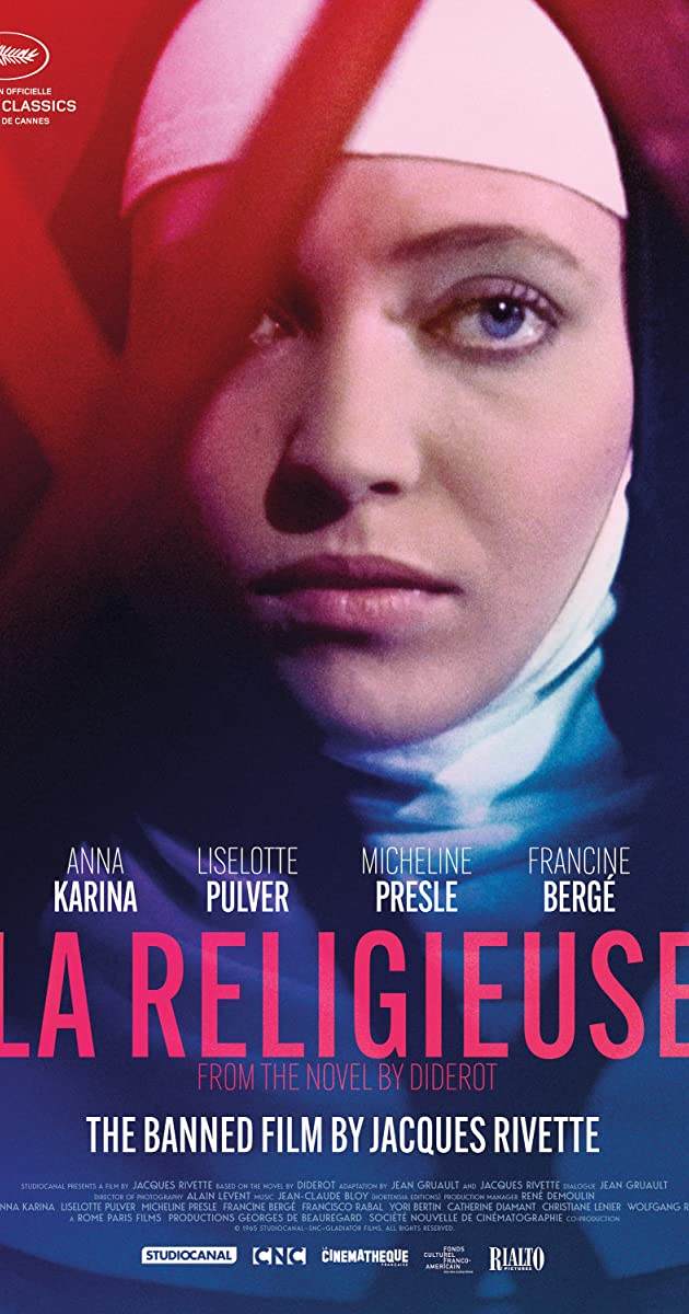 Subtitle of The Nun