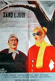 Samo ljudi(1957) Poster - Movie Forum, Cast, Reviews