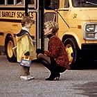 Jamie Lee Curtis and Joey Zimmerman in Mother's Boys (1993)