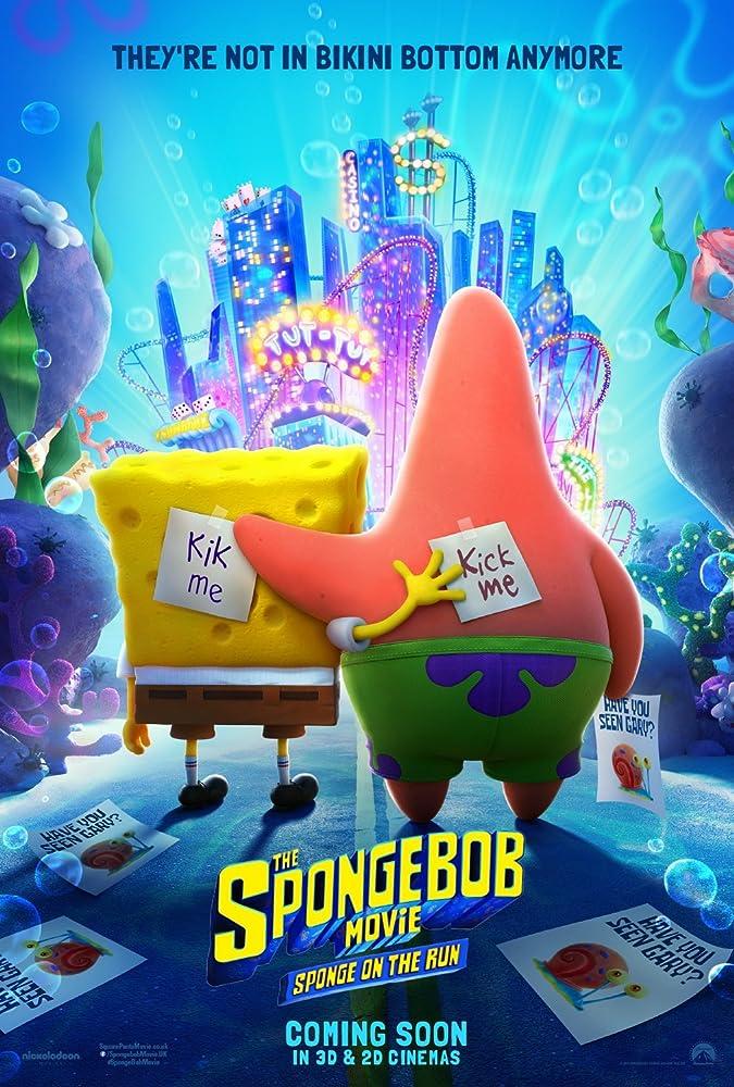 The SpongeBob Movie: Sponge on the Run(2020)