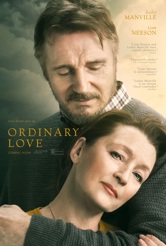 TIESIOG MEILĖ (2019) / Ordinary Love