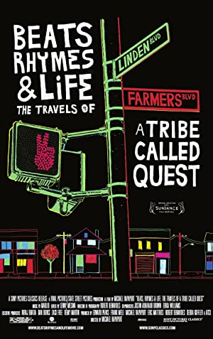 Beats Rhymes & Life: The Travels of A Tribe Called Quest Poster