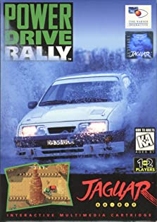 Power Drive Rally (1995 Video Game)