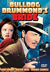 Bulldog Drummond's Bride USA