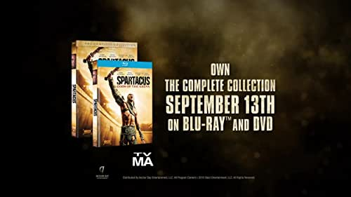 Spartacus: Gods Of The Arena (TV Spot)