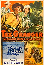 Tex Granger: Midnight Rider of the Plains Poster