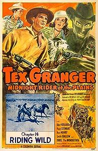 Tex Granger: Midnight Rider of the Plains none