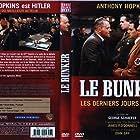 Anthony Hopkins, Cliff Gorman, and Richard Jordan in The Bunker (1981)