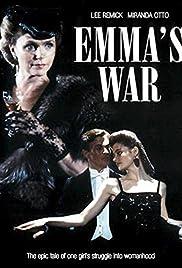 Emma's War Poster