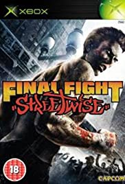 Final Fight: Streetwise Poster