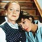 Enzi Fuchs and Anita Zagaria in Der Bergdoktor (1992)