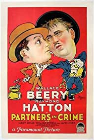 Wallace Beery and Raymond Hatton in Partners in Crime (1928)