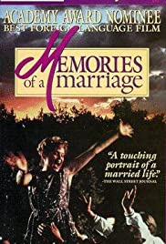 Memories of a Marriage Poster
