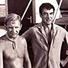 Roy Dotrice and Richard Johnson in A Twist of Sand (1968)
